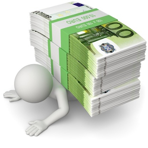 Ab wieviel Schulden kann man Privatinsolvenz anmelden?